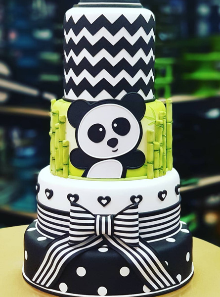 50 Ideias Festa Panda 49