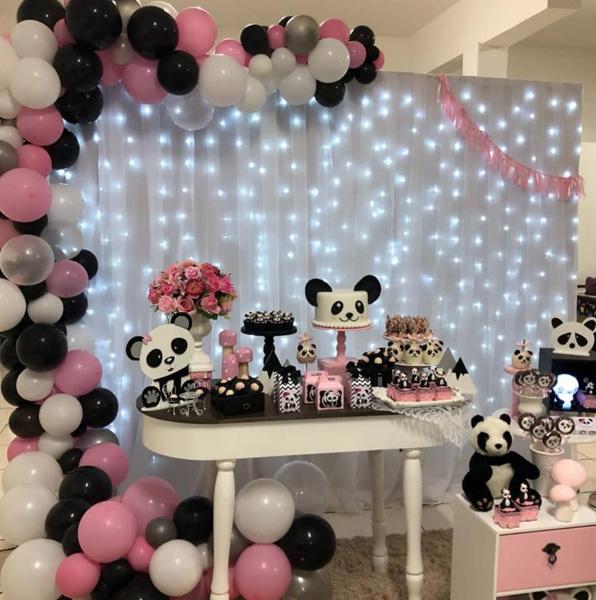 50 Ideias para Festa Panda 2