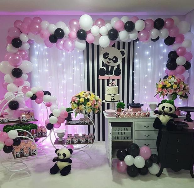 50 Ideias para Festa Panda 3
