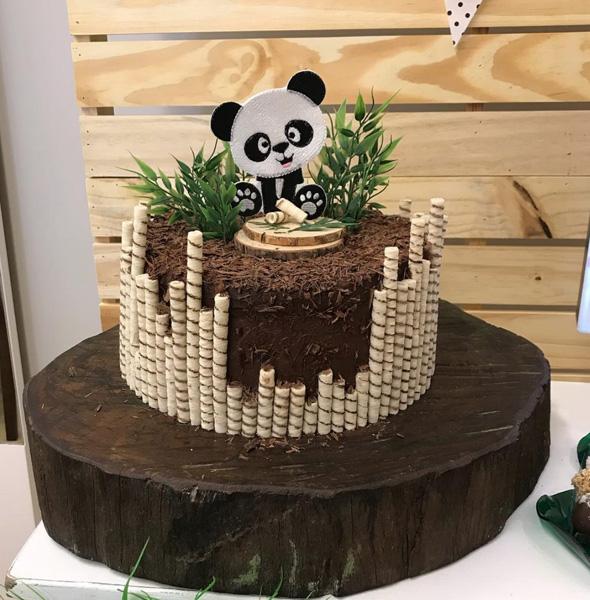50 Ideias para Festa Panda 4
