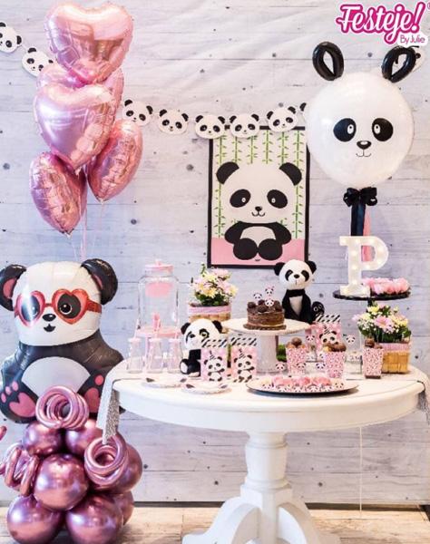 50 Ideias para Festa Panda 6