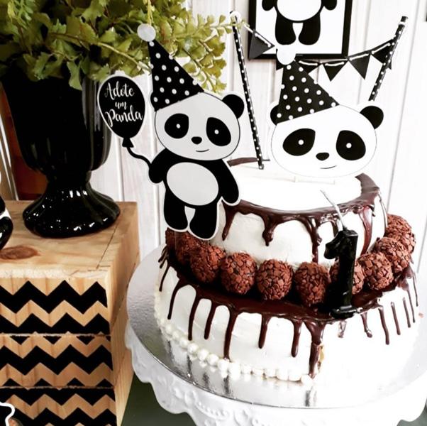 50 Ideias para Festa Panda 8