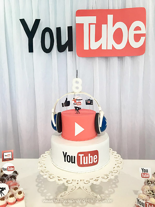 Festa Youtube do Gustavo 3