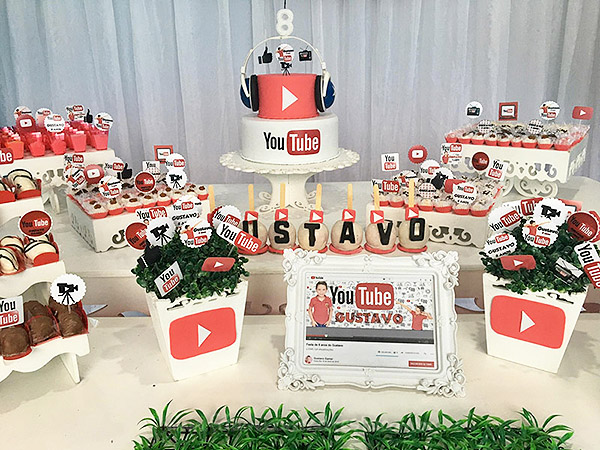 Festa Youtube do Gustavo 5