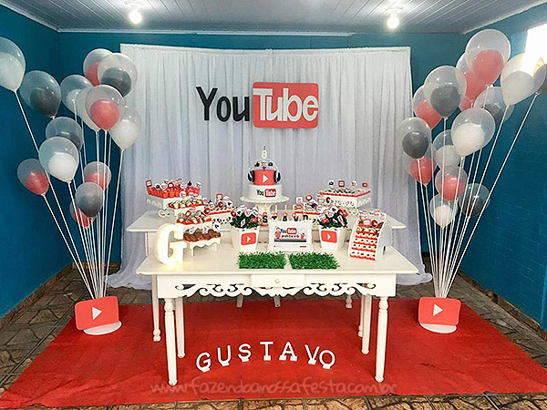 Festa Youtube do Gustavo 6