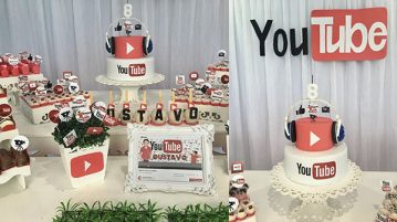 Festa Youtube do Gustavo 10