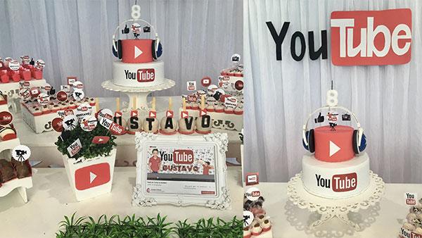 Festa Youtube do Gustavo 10