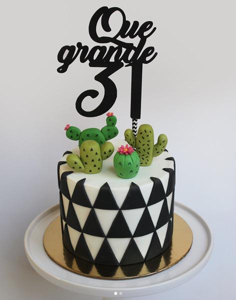 50 Ideias Festa Cactos 48