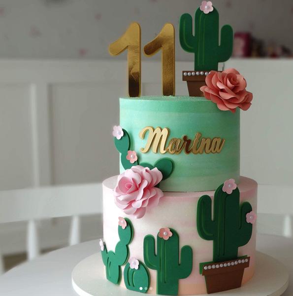 50 Ideias para Festa Cactos 49