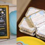 Chá de Bebê Balão de Ar Quente do Romeo