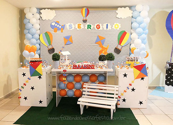 Festa Pipa e Baloes do Sergio 4
