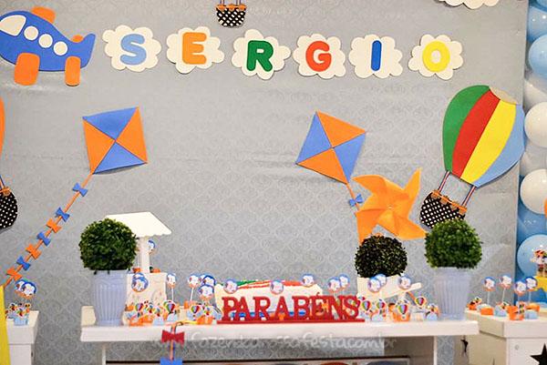 Festa Pipa e Baloes do Sergio 6