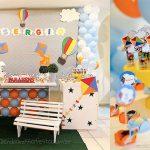 Festa Pipa e Baloes do Sergio Ideias