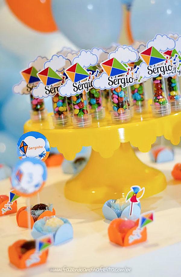 Festa Pipa e Baloes do Sergio