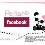 Plaquinhas para Festa Panda Menina 20