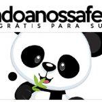 Rotulo Pote Papinha Nestle Panda Azul