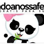 Rotulo Pote Papinha Nestle Panda Rosa Menina