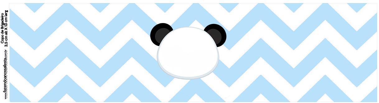 Rotulo Squezze Panda Azul