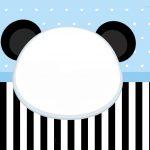 Convite Festa Panda Azul 5