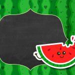 Watermelon Printable
