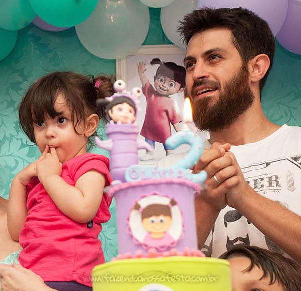 Festa Infantil Monstros SA da Olivia 3