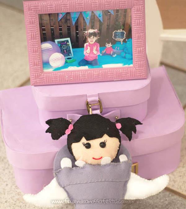 Festa Infantil Monstros SA da Olivia 7