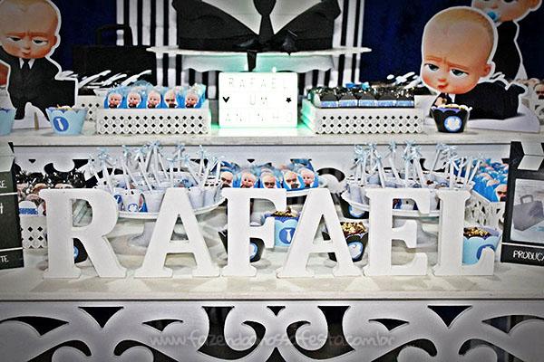 Festa Infantil Poderoso Chefinho do Rafael 51