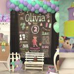 Festa Monstros SA da Olivia Ideias