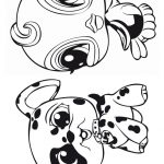 7 Livrinho para colorir Littlest Pet Shop