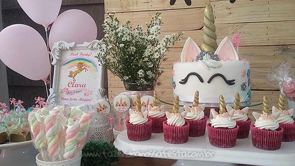 Festa Unicornio da Clara 4