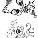 Livrinho de colorir Littlest Pet Shop 11
