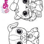 Livrinho de colorir Littlest Pet Shop 12