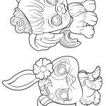 Livrinho de colorir Littlest Pet Shop 13