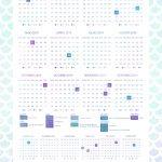 Planner 2019 Sereia calendarios