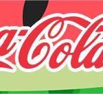 Rotulo Coca cola Melancia Personalizados para Imprimir