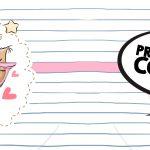 Arte para Caneca Dia dos Professores Coruja fofa