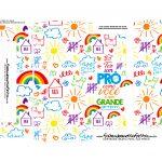 Caixa prestigio dia do professor desenho crianca professor