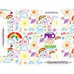 Caixa prestigio dia do professor desenho crianca professora