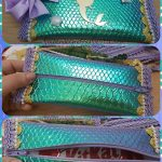 Como fazer Porta Kit Kat Luxo com ziper