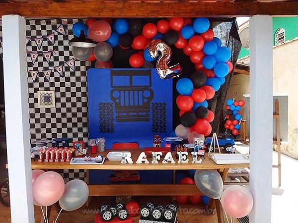 Festa Jeep do Rafael