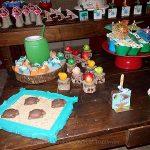 Festa infantil Moana da Emanuelly 2