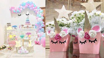 Festa Infantil Unicornio da Maria Julia 2