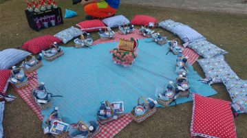 festa piquenique no pais das maravilhas da duda ideia para festa infantil