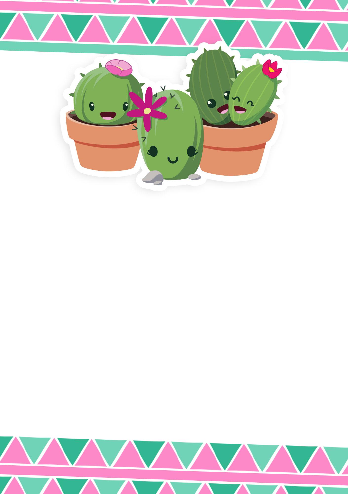 invitation free cactus