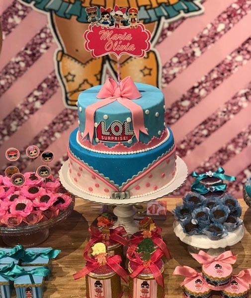 50 Ideias para Festa Lol Surprise 9