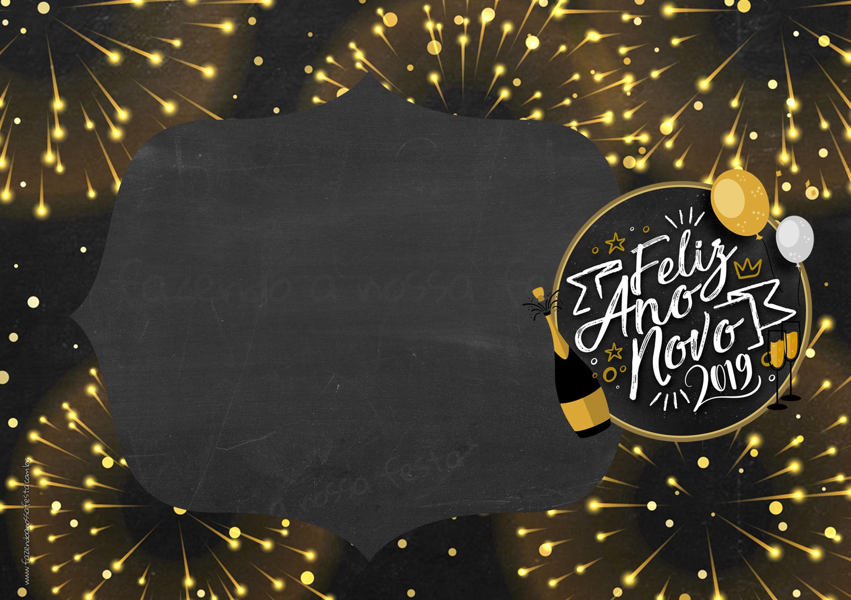 Convite Ano Novo 2019 3