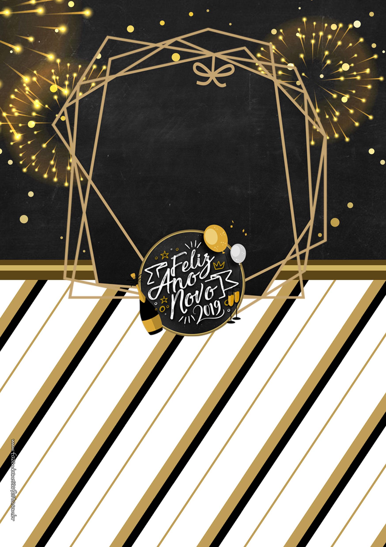 Convite Ano Novo 2019 7