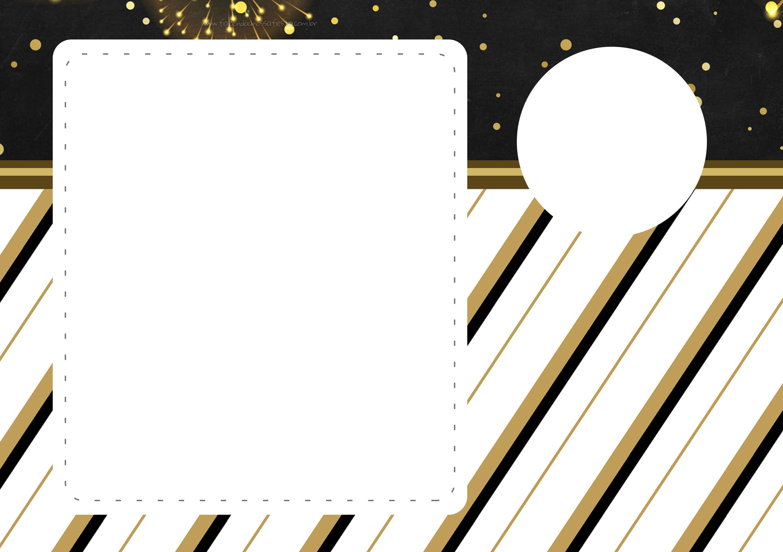 Convite para Reveillon 2019