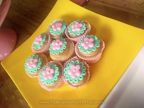 Cupcakes Festa da Mada