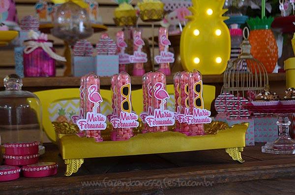 Festa Flamingo da Maria Fernanda 5